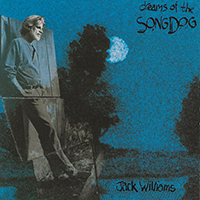 "CD Cover ""Dreams of the Songdog"""