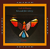 """CD Cover """"Bound For Glory"""""""