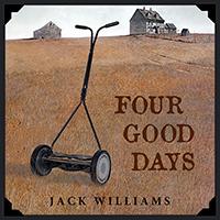 "CD Cover ""Four Good Days"""