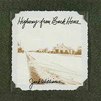 """CD Cover """"Highway From Back Home"""""""