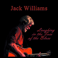 "CD Cover ""Laughing in the Face of the Blues"""