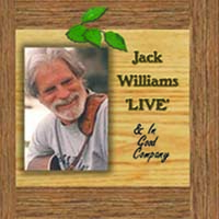 "CD Cover ""Live & In Good Company"""