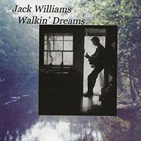 "CD Cover ""Walkin' Dreams"""